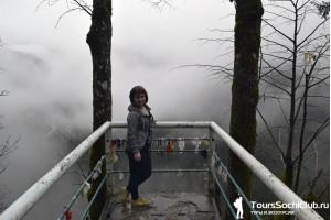 Абхазия. Экскурсионный тур на Озеро Рица 14.04.17