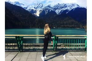 Абхазия. Экскурсионный тур на Озеро Рица 17.05.17