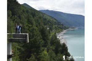 Абхазия. Экскурсионный тур Новый Афон. Озеро Рица. 27.05.17