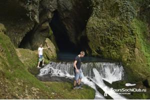 Индивидуальный тур водопады 3 богатыря 05.05.17